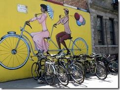 Brooklyn, wall art