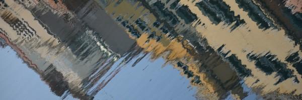 Venezia, riflessi sull'acqua
