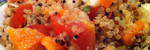 insalata novembrina di quinoa